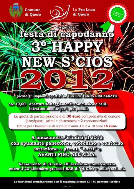 Happy New S'Cios 2012