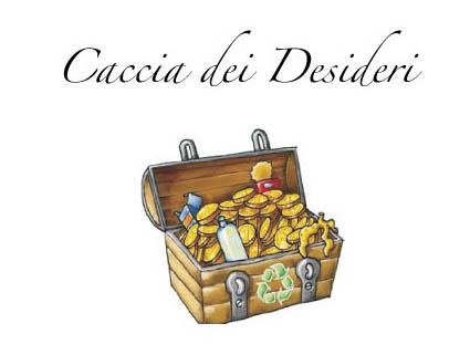CACCIA DEI DESIDERI